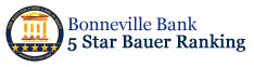 Bonneville Bank - 5 Star Bauer Ranking